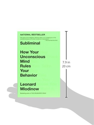 subliminal how your unconscious mind rules your behavior epub