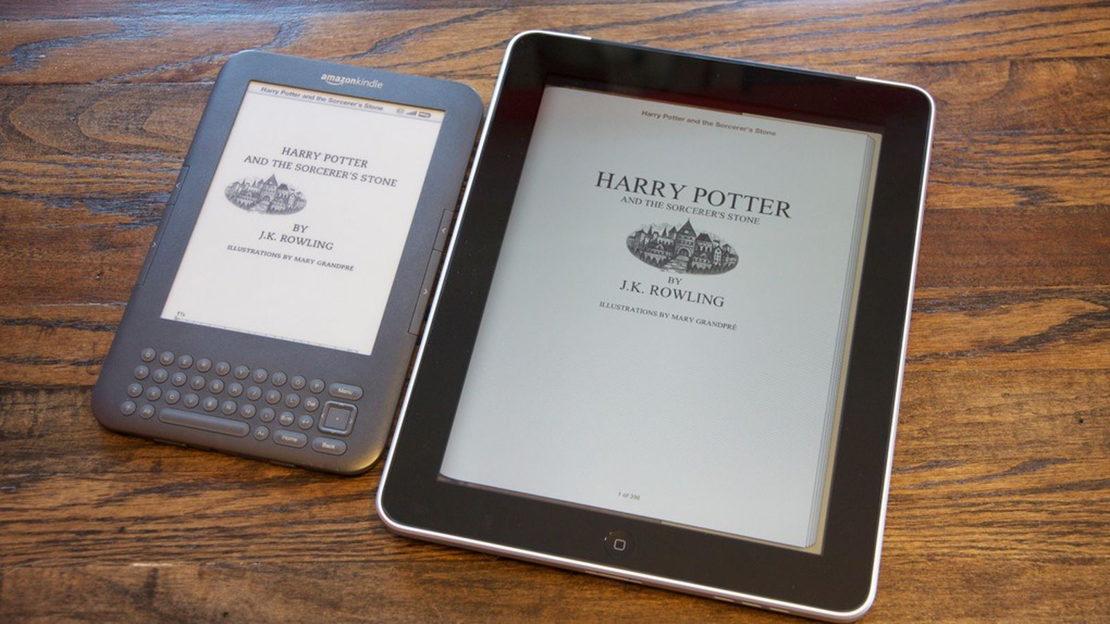 where to download harry potter ebooks for free