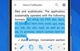 ebook reader for android phone
